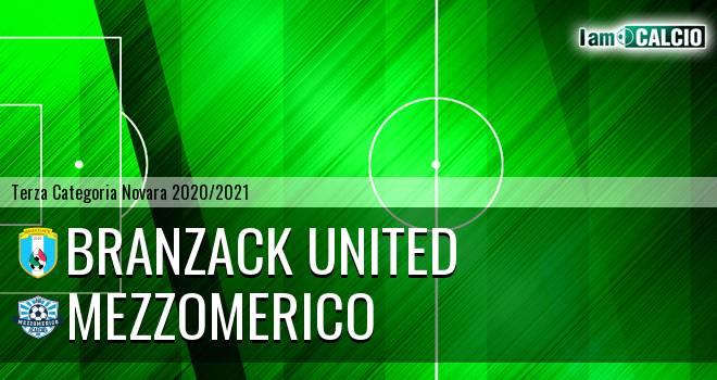Branzack United - Mezzomerico
