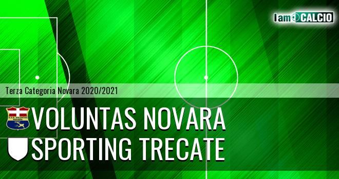 Voluntas Novara - Sporting Trecate