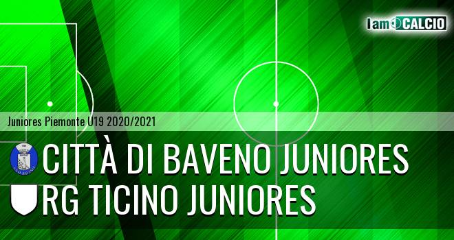 Città di Baveno juniores - Rg Ticino juniores