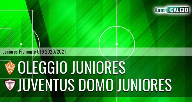 Oleggio juniores - Juventus Domo juniores