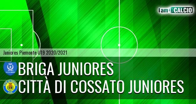 Briga juniores - Città di Cossato juniores