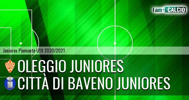 Oleggio juniores - Città di Baveno juniores