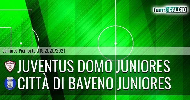 Juventus Domo juniores - Città di Baveno juniores