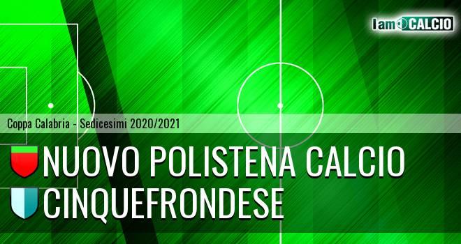 Nuovo Polistena Calcio - Cinquefrondese