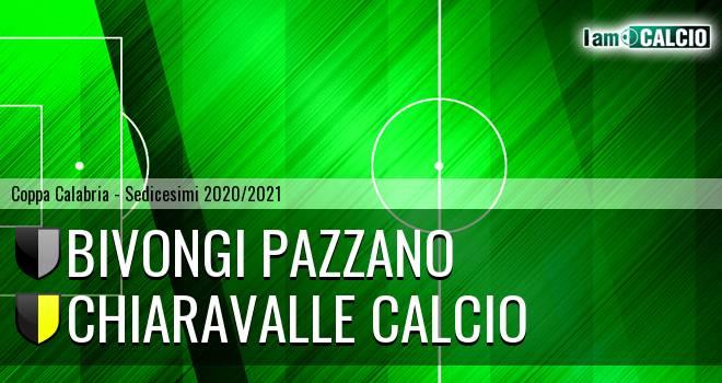 Bivongi Pazzano - Chiaravalle Calcio