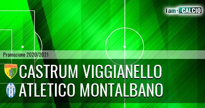 Castrum Viggianello - Atletico Montalbano