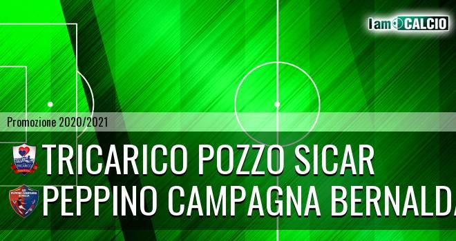 Tricarico Pozzo Sicar - Peppino Campagna Bernalda