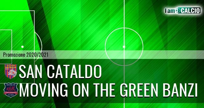 San Cataldo - Moving on the Green Banzi