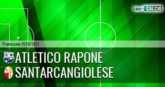 Atletico Rapone - Santarcangiolese