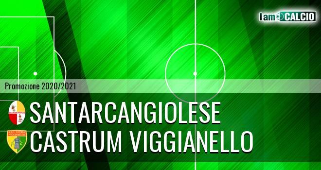 Santarcangiolese - Castrum Viggianello