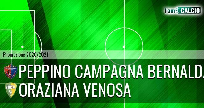 Peppino Campagna Bernalda - Oraziana Venosa