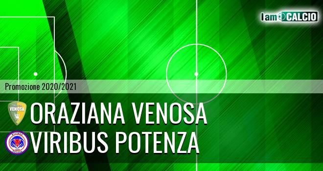 Oraziana Venosa - Viribus Potenza
