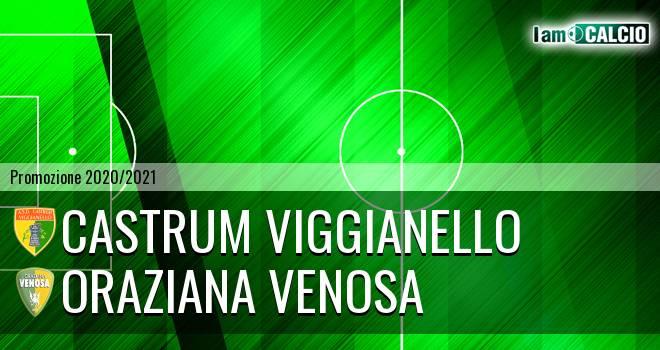Castrum Viggianello - Oraziana Venosa