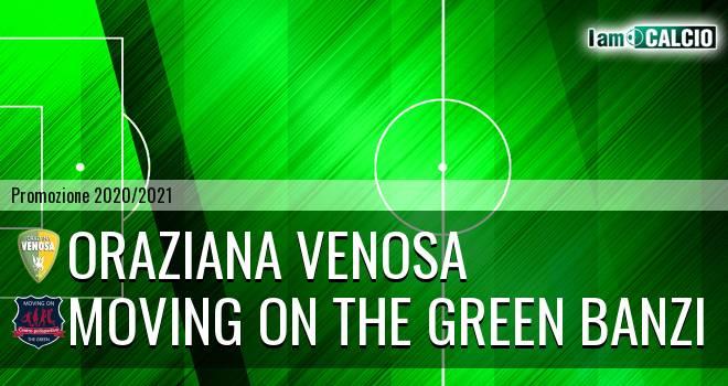 Oraziana Venosa - Moving on the Green Banzi