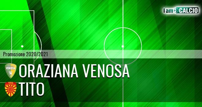 Oraziana Venosa - Tito