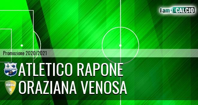 Atletico Rapone - Oraziana Venosa