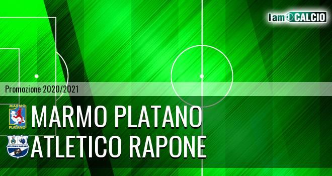 Marmo Platano - Atletico Rapone