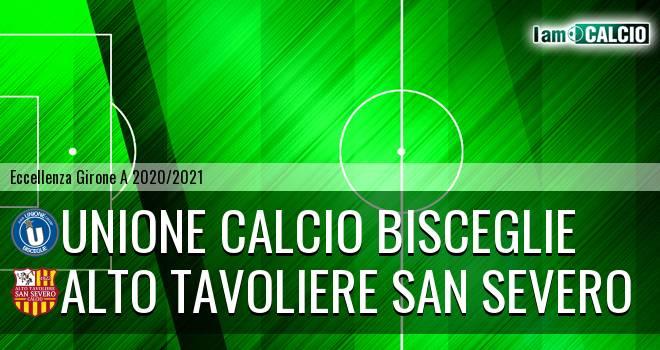 Unione Calcio Bisceglie - Alto Tavoliere San Severo