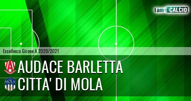 Audace Barletta - Citta' di Mola