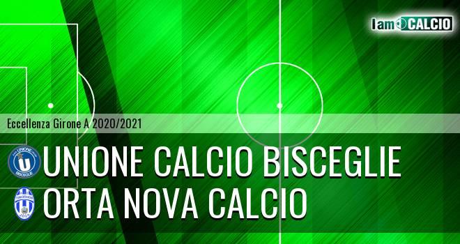 Unione Calcio Bisceglie - Orta Nova Calcio