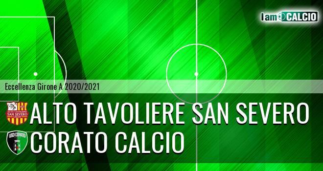 Alto Tavoliere San Severo - Corato Calcio