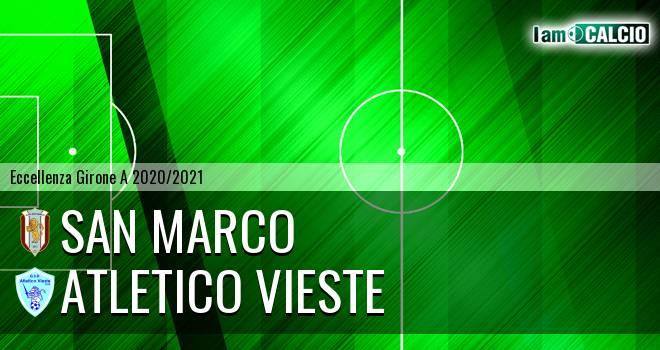 San Marco - Atletico Vieste
