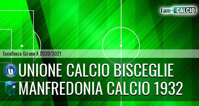 Unione Calcio Bisceglie - Manfredonia Calcio 1932
