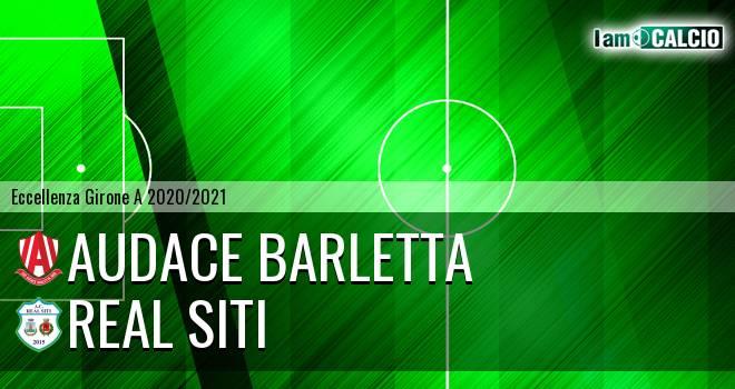 Audace Barletta - Real Siti