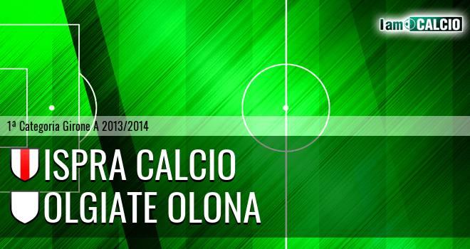 Ispra Calcio - Olgiate Olona