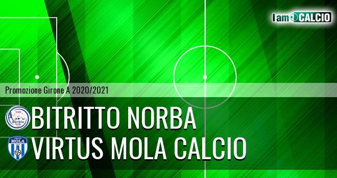 Bitritto Norba - Virtus Mola Calcio
