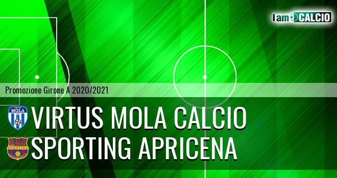 Virtus Mola Calcio - Sporting Apricena