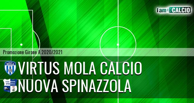 Virtus Mola Calcio - Nuova Spinazzola