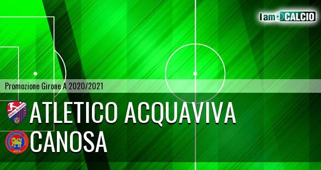 Atletico Acquaviva - Canosa