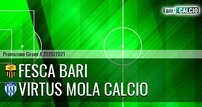 Fesca Bari - Virtus Mola Calcio