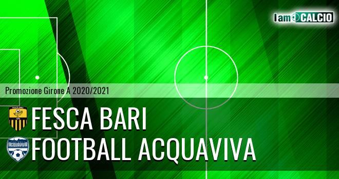 Fesca Bari - Football Acquaviva