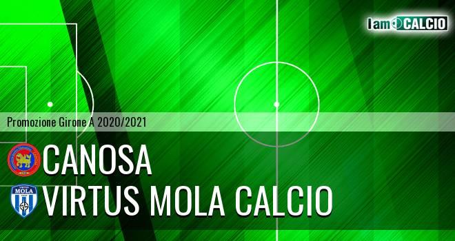 Canosa - Virtus Mola Calcio