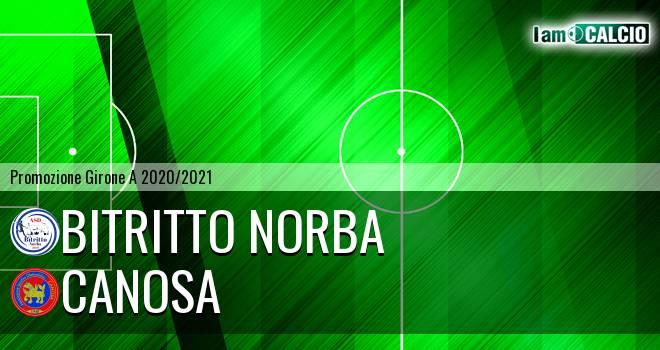 Bitritto Norba - Canosa