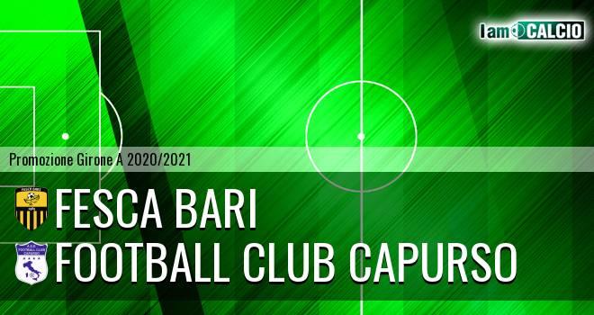Fesca Bari - Football Club Capurso