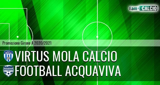 Virtus Mola Calcio - Football Acquaviva