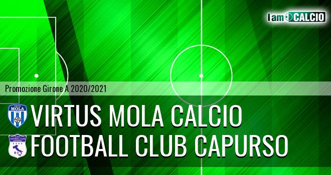 Virtus Mola Calcio - Football Club Capurso