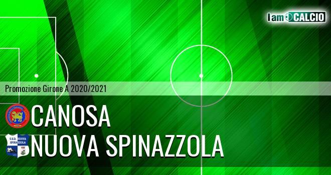 Canosa - Nuova Spinazzola