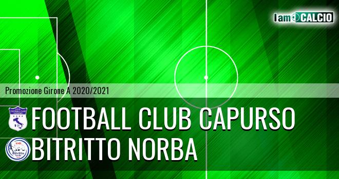 Football Club Capurso - Bitritto Norba