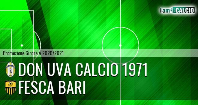 Don Uva Calcio 1971 - Fesca Bari