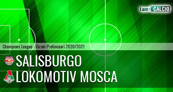 RB Salisburgo - Lokomotiv Mosca