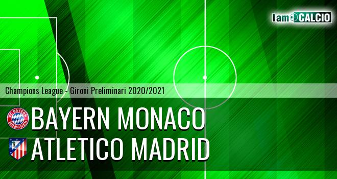Bayern Monaco - Atletico Madrid