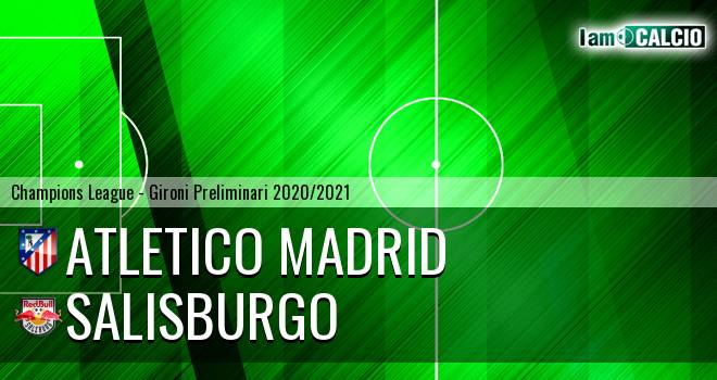 Atletico Madrid - RB Salisburgo