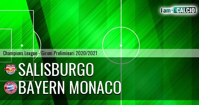 Salisburgo - Bayern Monaco