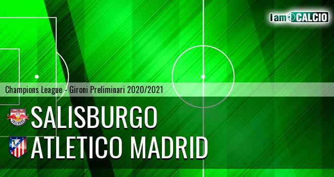 RB Salisburgo - Atletico Madrid