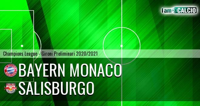 Bayern Monaco - Salisburgo