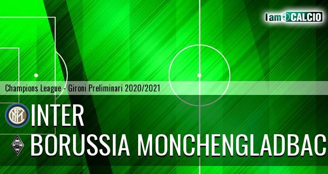 Inter - Borussia Monchengladbach